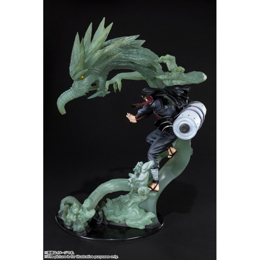 *Figuarts Zero Naruto - Hashirama Senju -Mokuryu- Kizuna Relation (subjected to allocation)