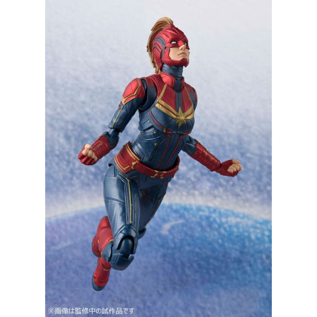 *S.H. Figuarts Captain Marvel - Captain Marvel (subjected to allocation)