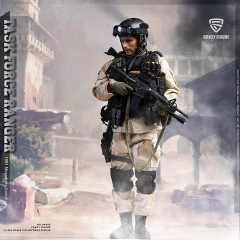 LW002 -  1/12 US Military Special Force (ASOC) Operation Gothic Serpent