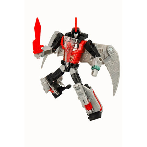 Transformers Generations Selects - Deluxe - Dinobot Red Swoop