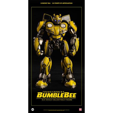 Deluxe Scale Collectible Series - Transformers: Bumblebee - Bumblebee