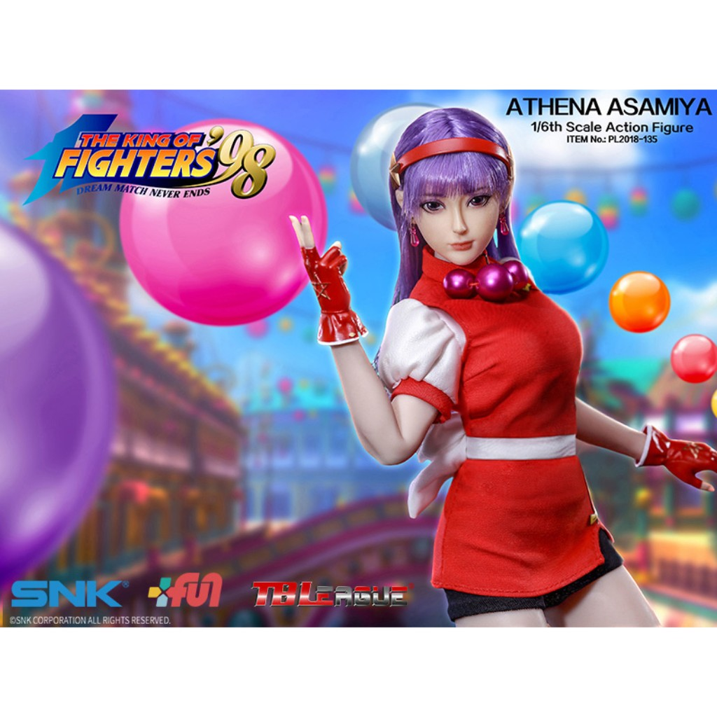 PL2018-135 The King of Fighters '98 - Athena Asamiya