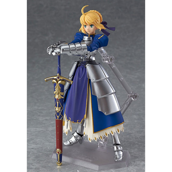 Figma 227 Fate Stay Night - Saber 2.0 (Reissue)