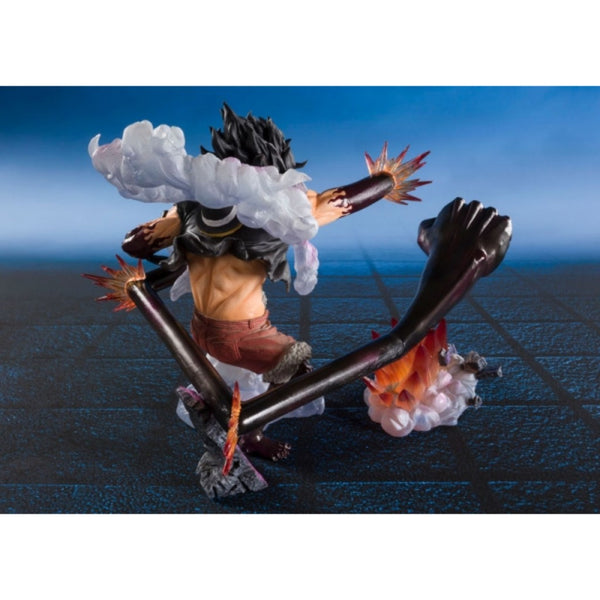 Figuarts Zero One Piece - Monkey D Luffy Gear 4 -Snakeman King Cobra-