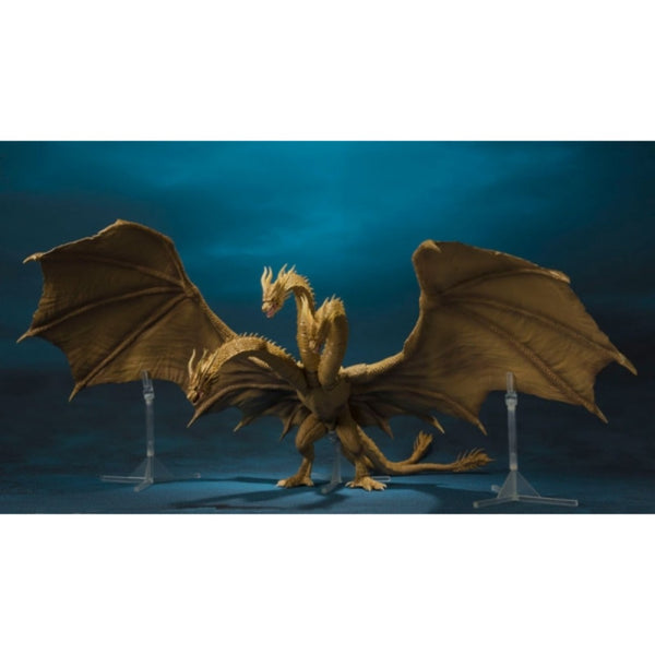 *S.H. MonsterArts Godzilla King Of The Monsters - King Ghidorah (2019) (subjected to allocation)