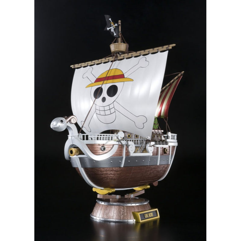 *Chogokin One Piece Going Merry - One Piece Anime 20th Anniversary Memorial Edition (subjected to allocation)