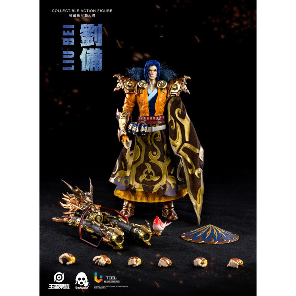 1/12th Scale Collectible Figure - Honor of Kings - Liu Bei