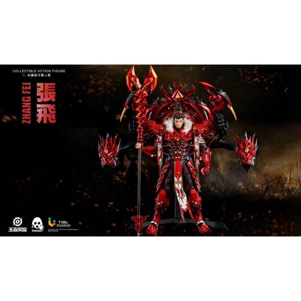 1/12th Scale Collectible Figure - Honor of Kings - Zhang Fei