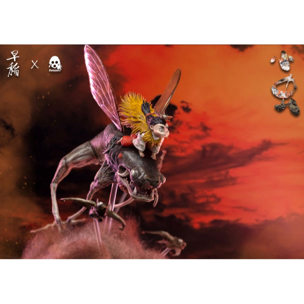 Collectible Statue Figure - ZAODAO - Little Bugs