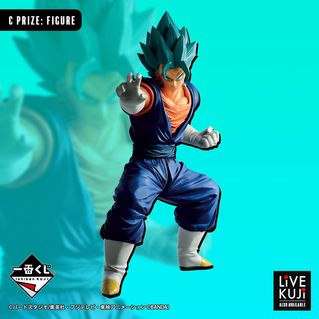 [IN-STOCK] Banpresto KUJI DRAGONBALL SUPER DRAGONBALL HEROES~