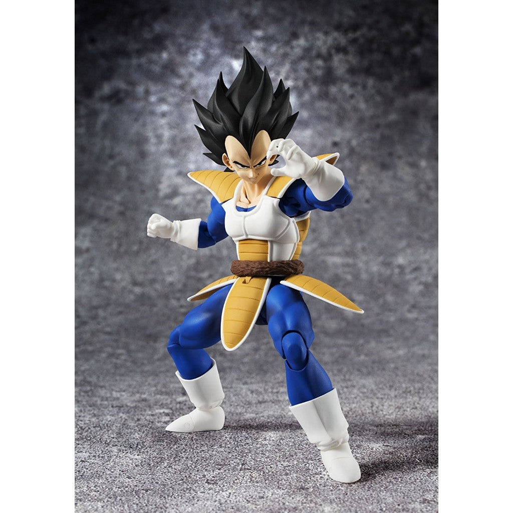 *S.H. Figuarts Dragon Ball - Vegeta (Reissue) (subjected to allocation)