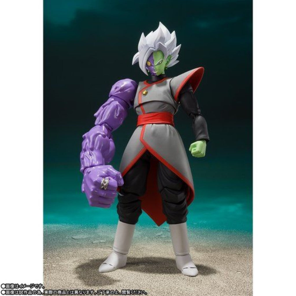 *S.H. Figuarts Dragon Ball Super - Zamasu -Potara- (subjected to allocation)