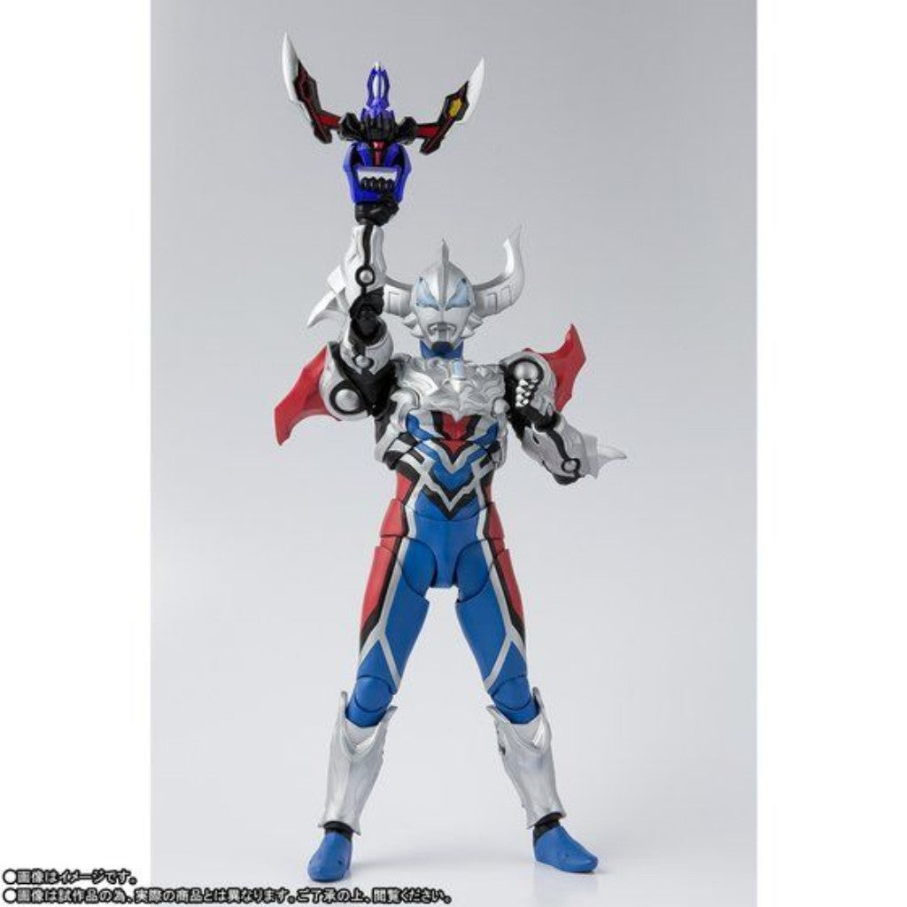 *S.H. Figuarts Ultraman Geed - Ultraman Geed Magnificent (subjected to allocation)