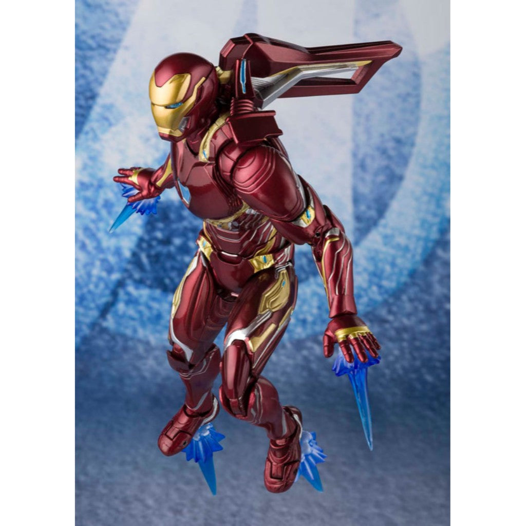 *S.H. Figuarts Avengers: Endgame - Iron Man Mark 50 Nano Weapon Set 2 (subjected to allocation)