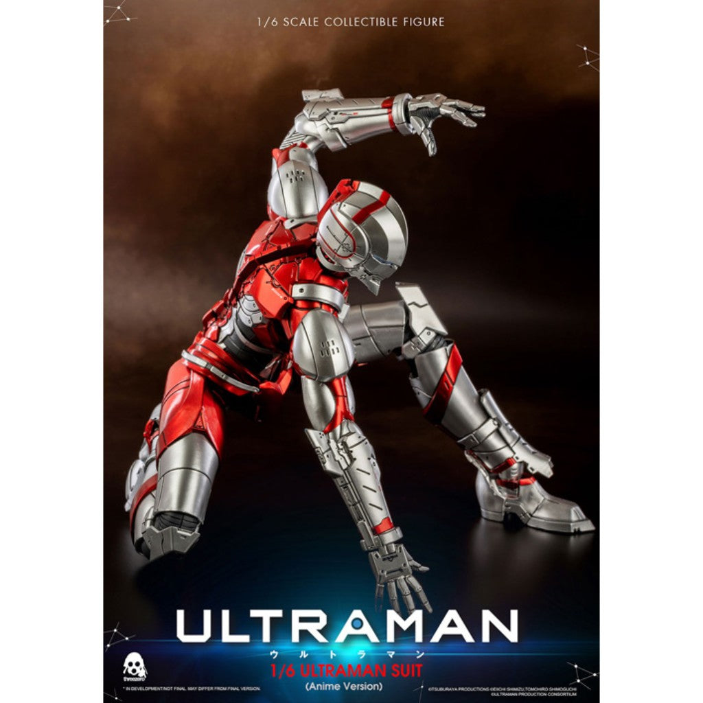 1/6th Scale Collectible Figure - Ultraman - Ultraman Suit (Anime Version)