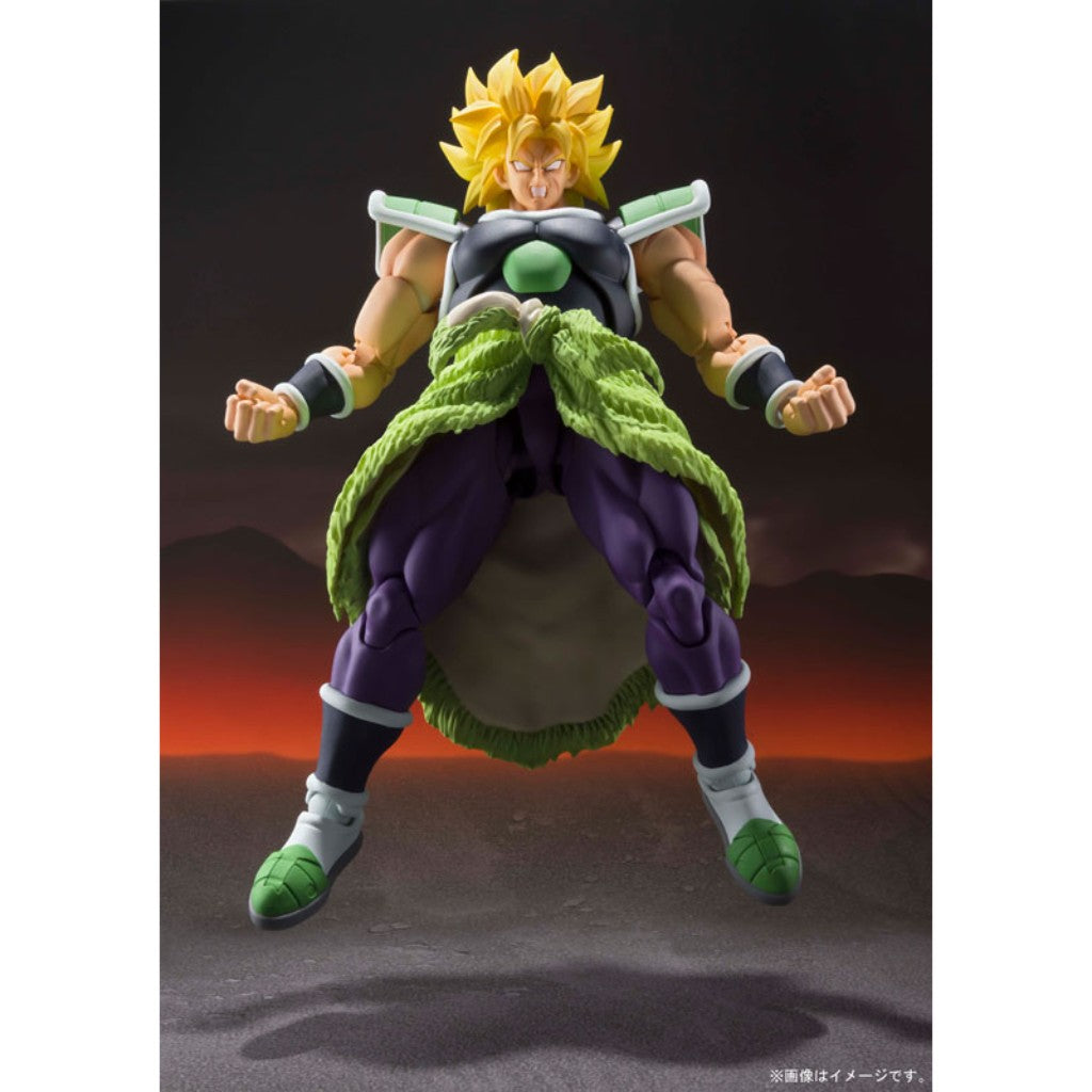 *S.H.Figuarts DRAGONBALL - Broly Super (subjected to allocation)