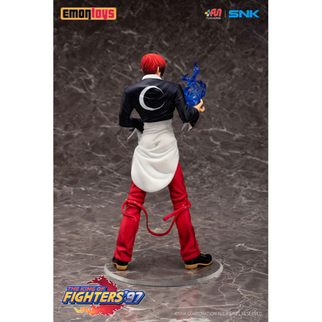 The King of Fighters '97 - 1/8th Scale Iori Yagami Static Figure