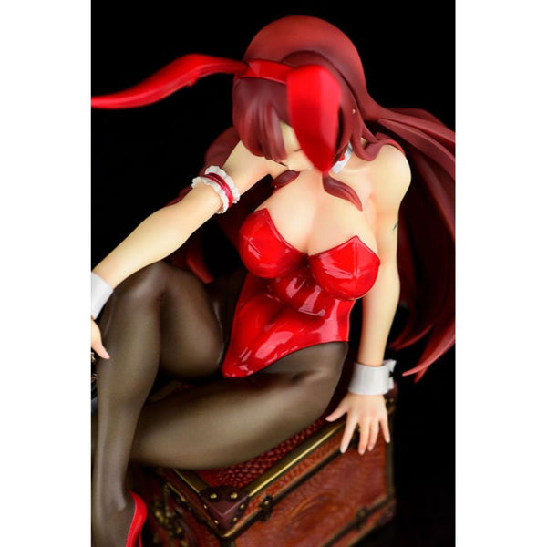 Fairy Tail - 1/6 Erza Scarlet Bunny Girl - Style Type Rosso