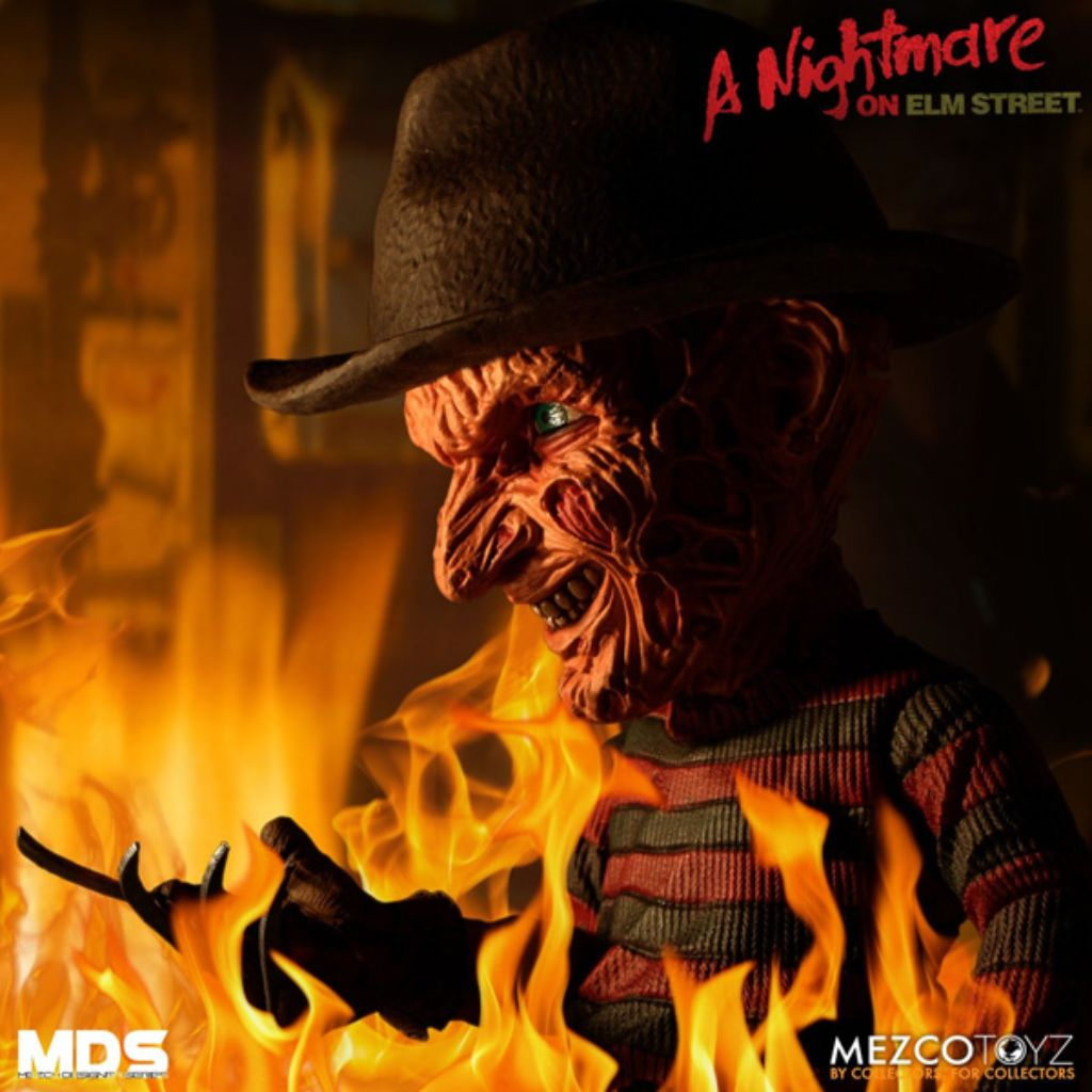 Mezco Designer Series - A Nightmare on Elm Street 3: Dream Warriors - Freddy Krueger