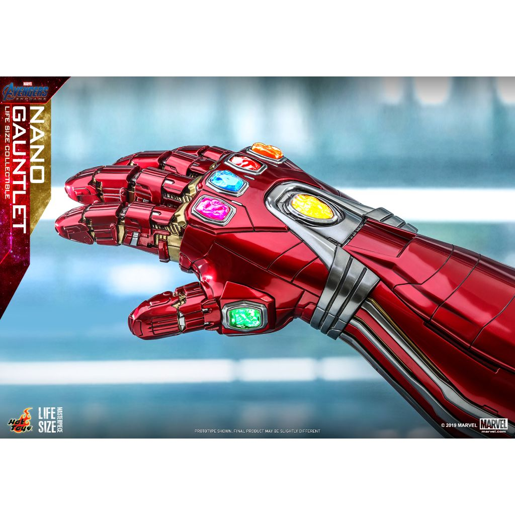 Hot Toys - LMS007 - Avengers Endgame - Nano Gauntlet Life-Size Collectible