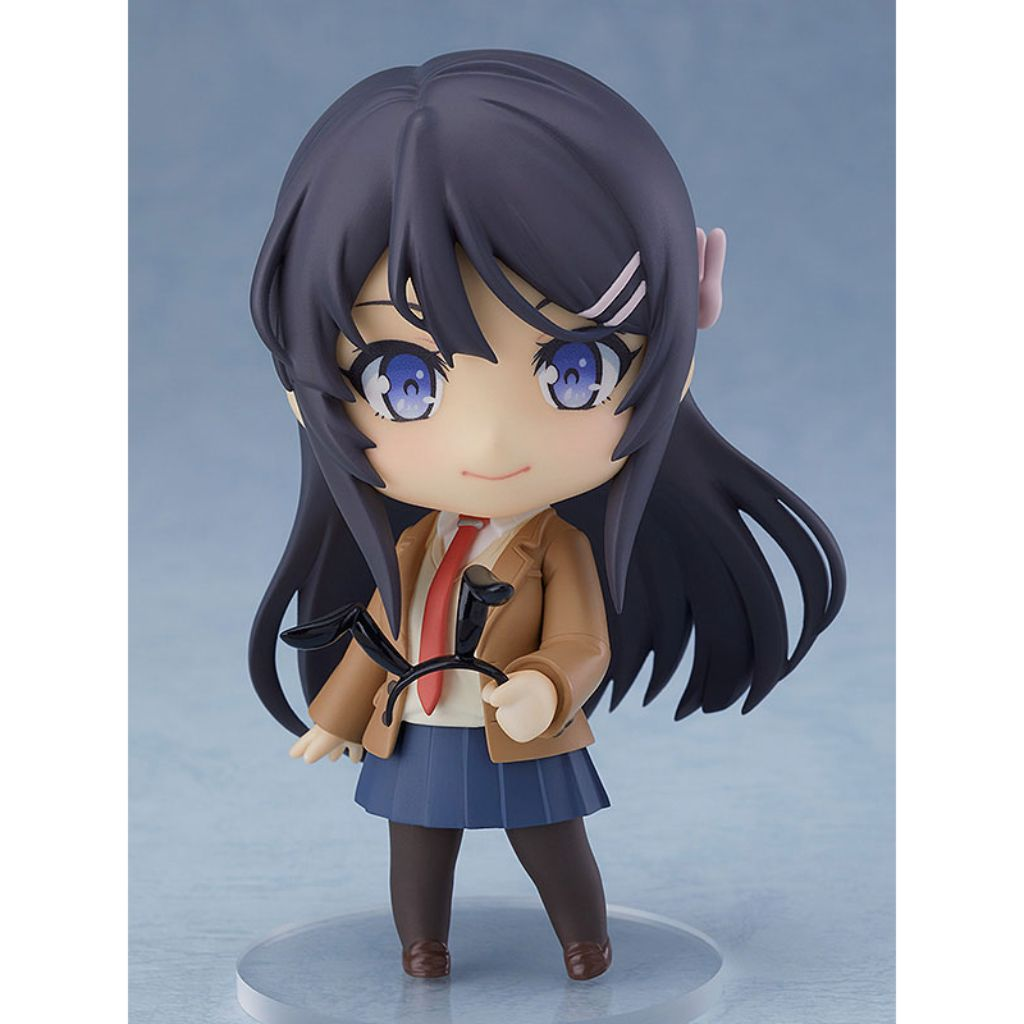 Nendoroid 1124 Rascal Does Not Dream Of Bunny Girl Senpai - Mai Sakurajima
