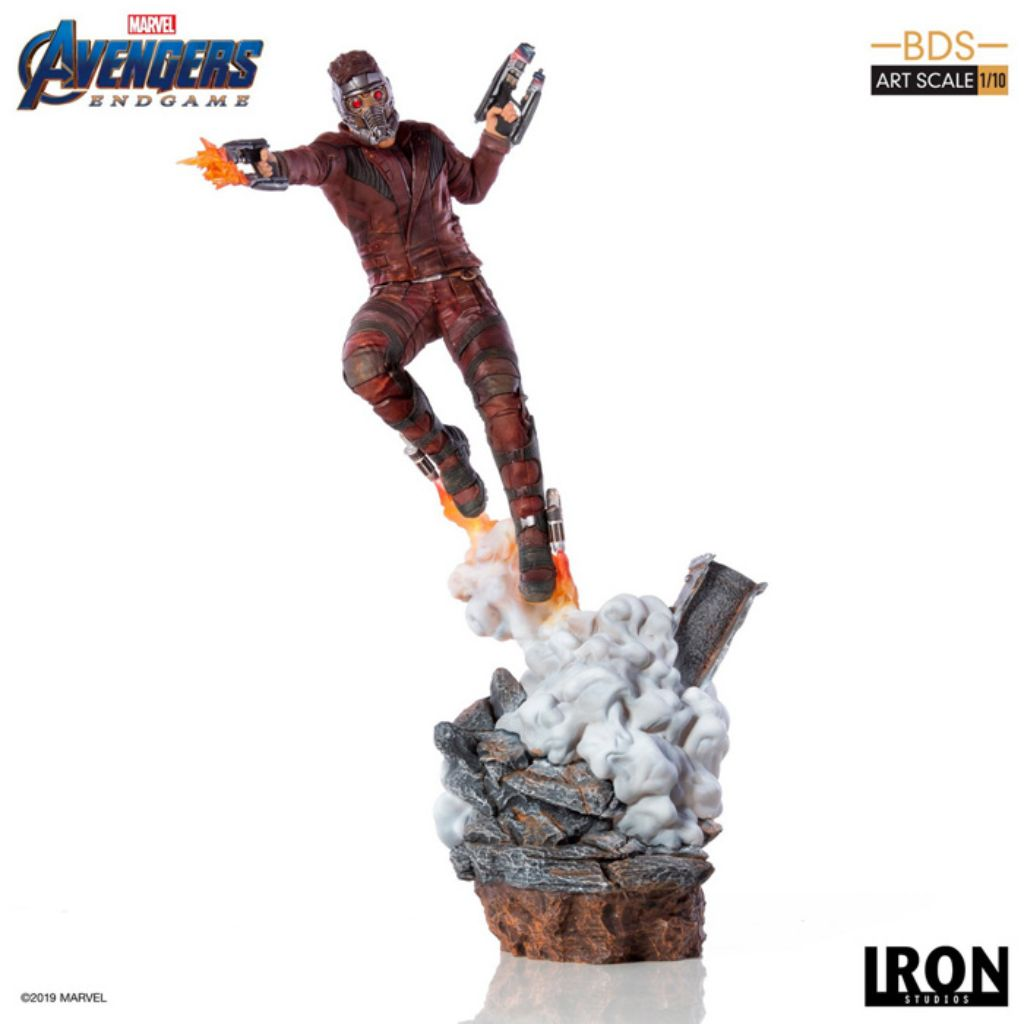 Avengers Endgame BDS Art Scale 1/10 - Star-Lord