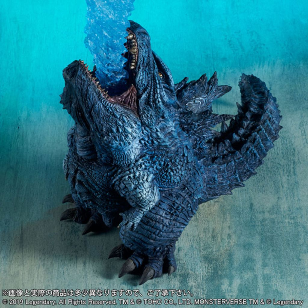 Deforeal Series - Godzilla 2019 Shonen Ric Limited Edition with Light Up Effect