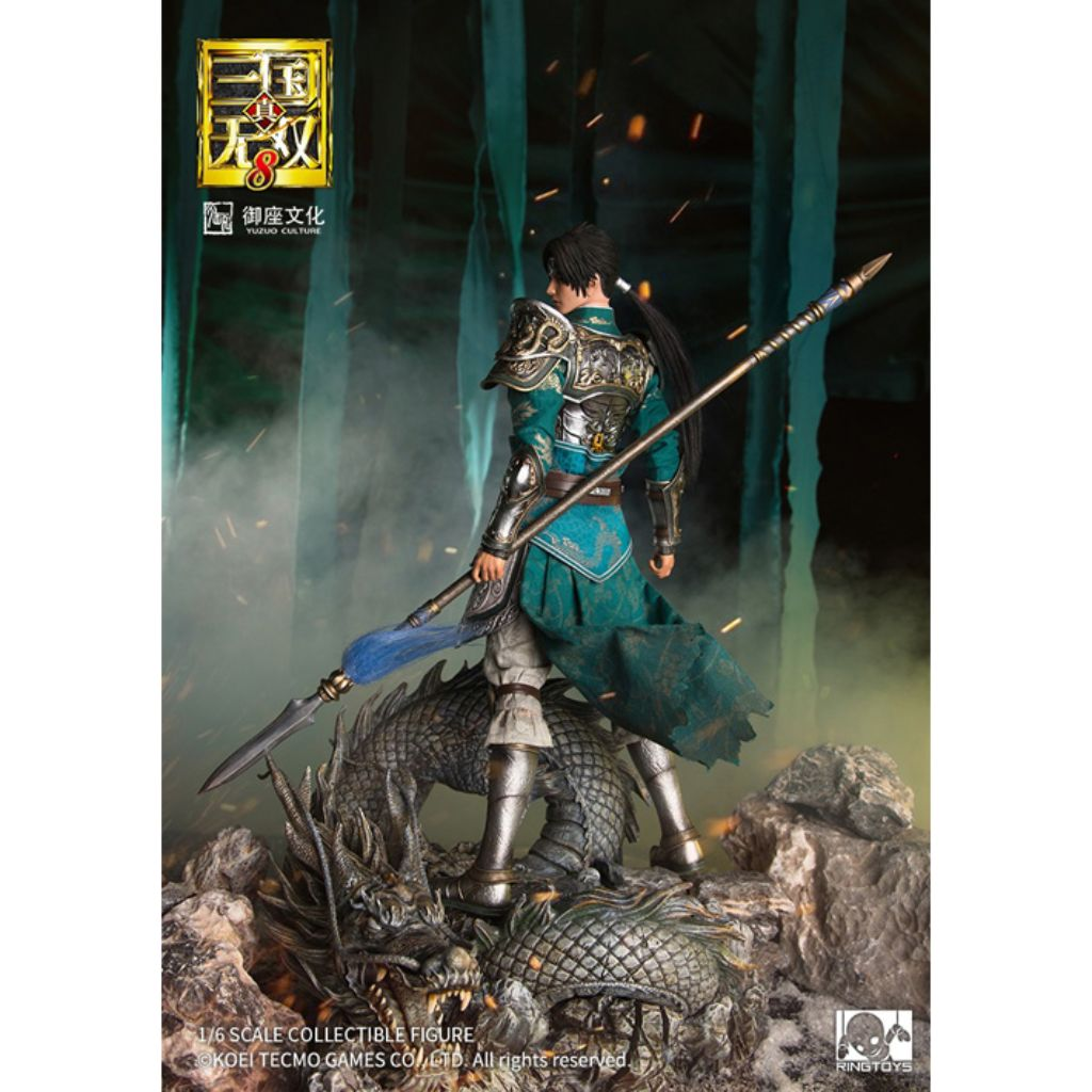1/6th Scale Collectible Figure - Dynasty Warriors 9 - Zhao Yun