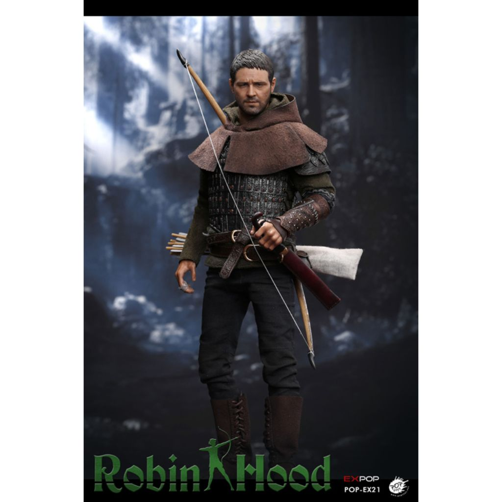 POP-EX021-A - Chivalrous Robin Hood