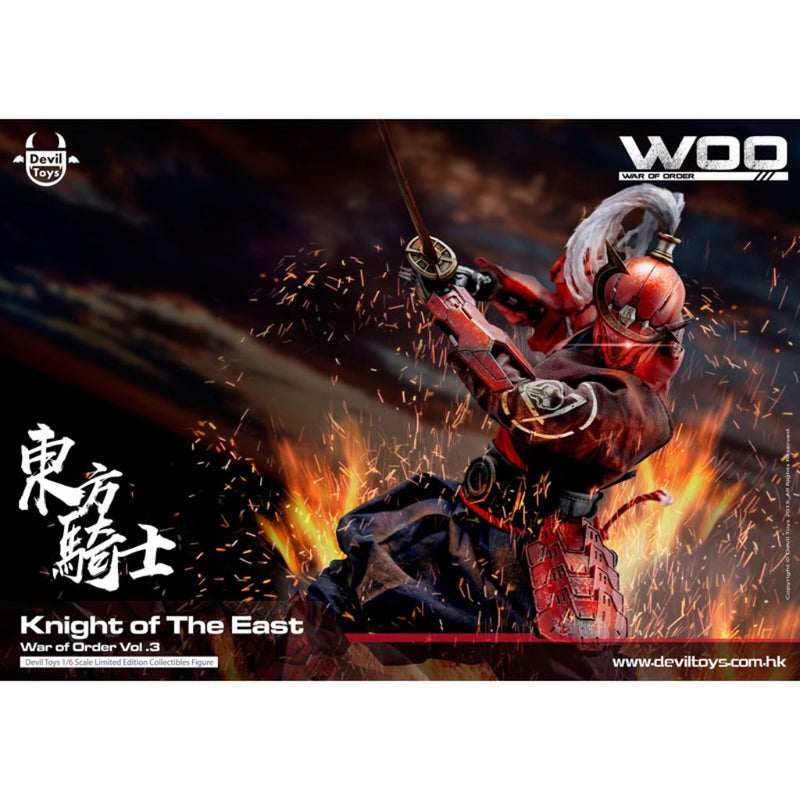 War of Order Vol. 3 - Knight of the East