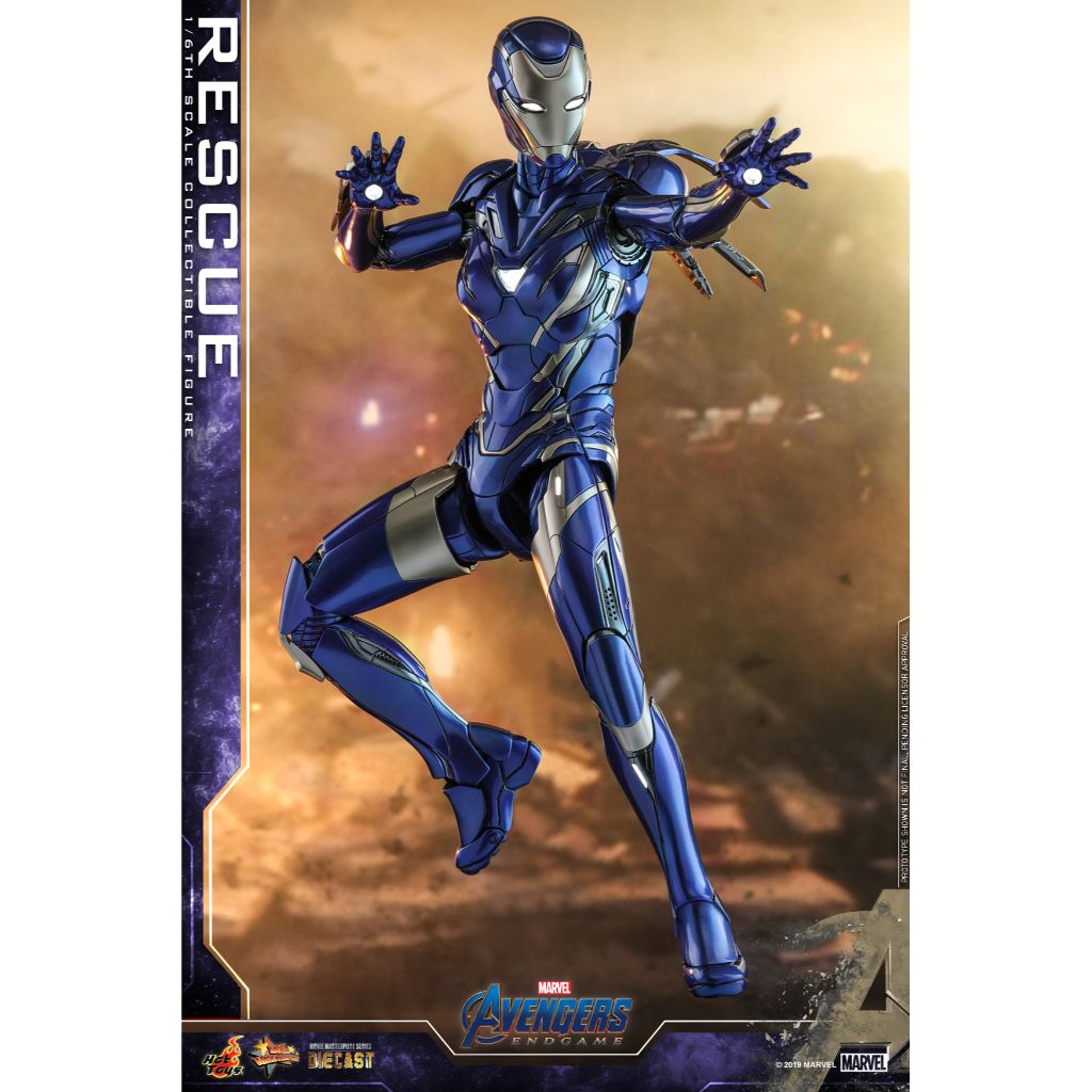 MMS538D32 - Avengers Endgame - 1/6th scale Rescue Collectible Figure