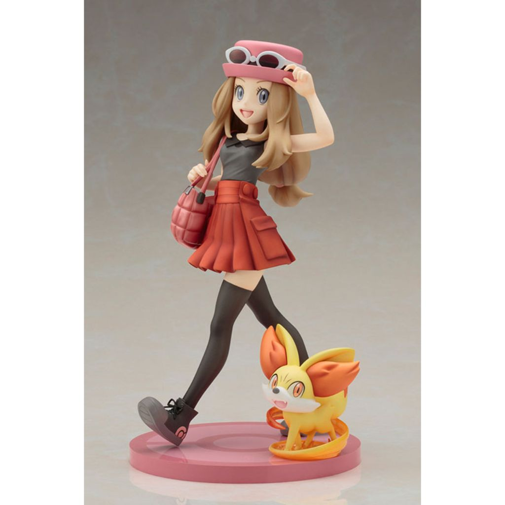 ARTFX J Pokemon - 1/8 Serena With Fennekin (Reissue)