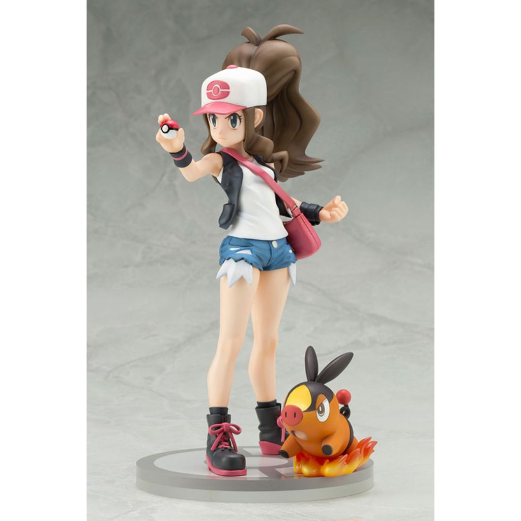 ARTFX J Pokemon - 1/8 Hilda With Tepig (Reissue)