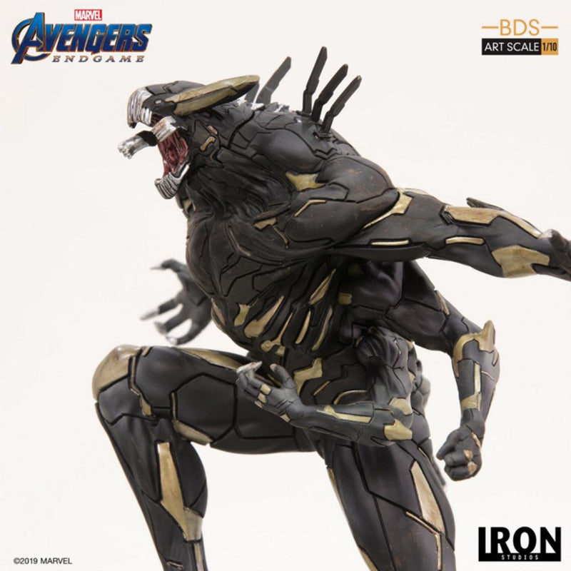 Avengers Endgame BDS Art Scale 1/10 - General Outrider