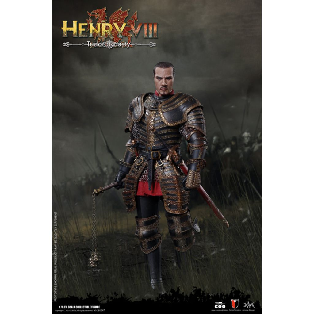 SE047 - Knights of The Realm - Henry VIII (Tudor Dynasty Version)
