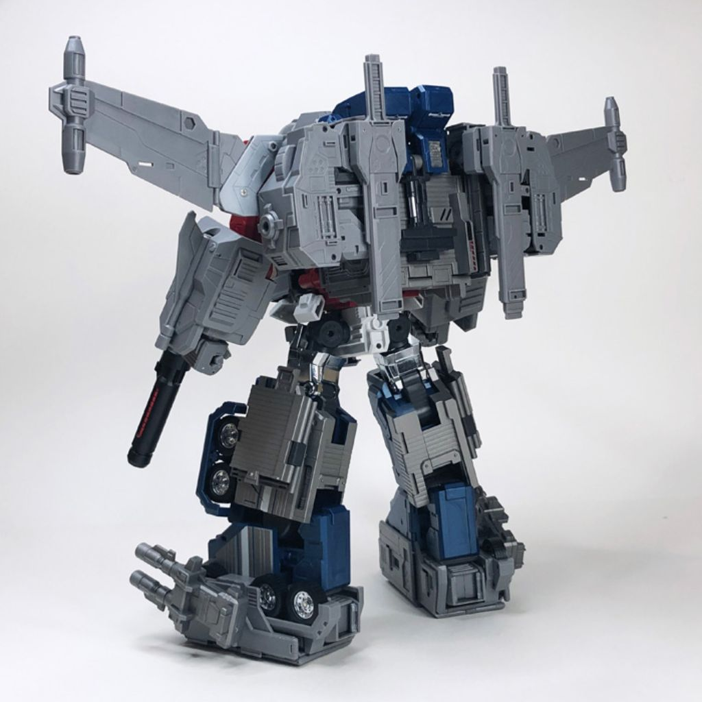 Master Builder MB-11 - God Armour