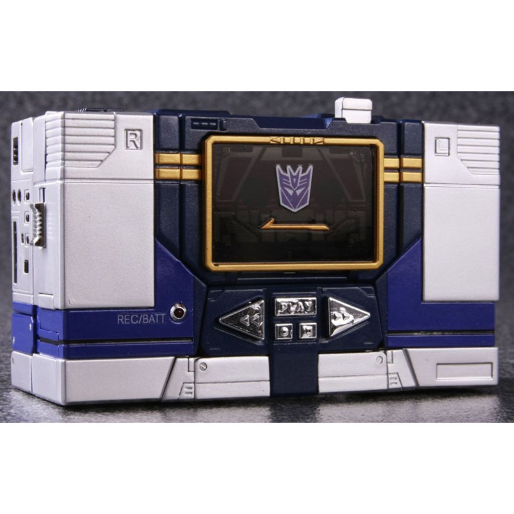 Transformers Masterpiece MP-13 - Soundwave (Reissue)