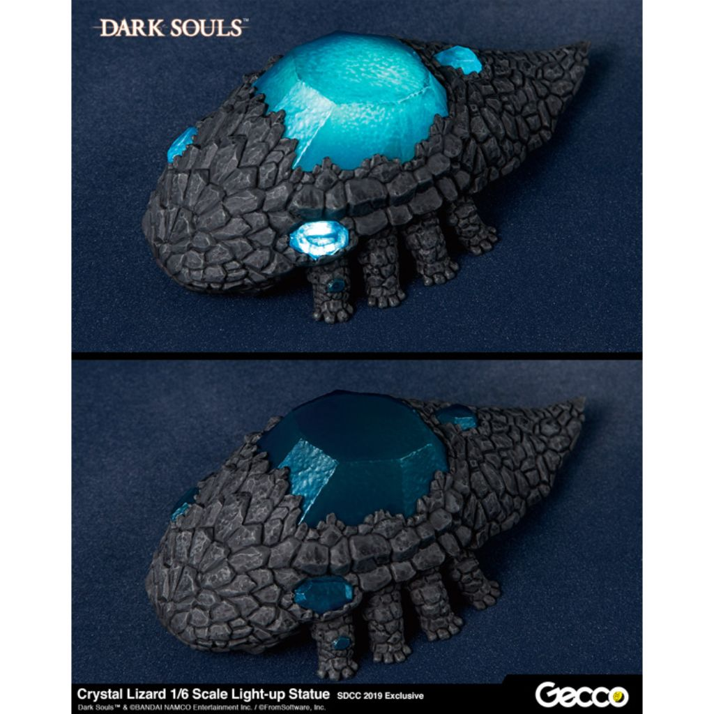 Dark Souls - Crystal Lizard 1/6 Scale Light-up Statue (SDCC 2019 Exclusive)