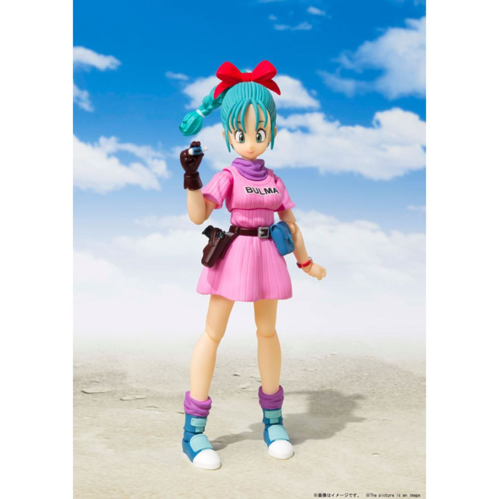 *S.H. Figuarts Dragon Ball - Bulma -Beginning Of A Great Adventure- (Subjected To Allocation)
