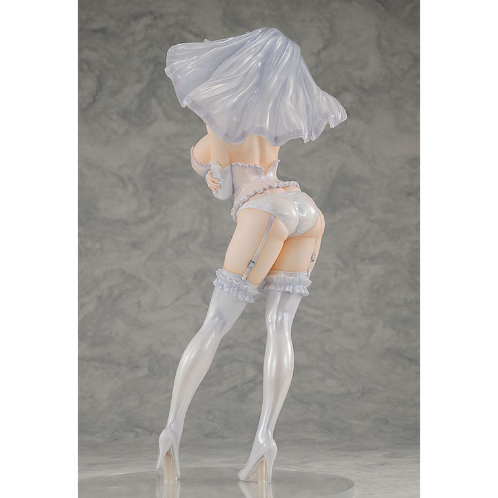 Senran Kagura Shinovi Master - 1/7 Yumi Wedding Lingerie Version