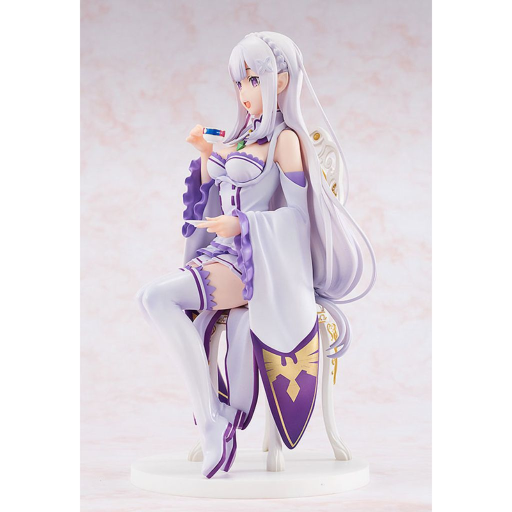 Re:Zero - 1/7 Emilia Tea Party Version