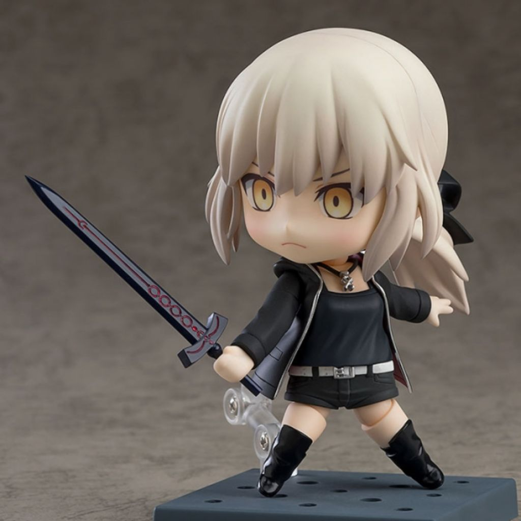 Nendoroid 1142-DX Fate Grand Order - Saber Altria Pendragon (Alter) Shinjuku Version & Cuirassier Noir