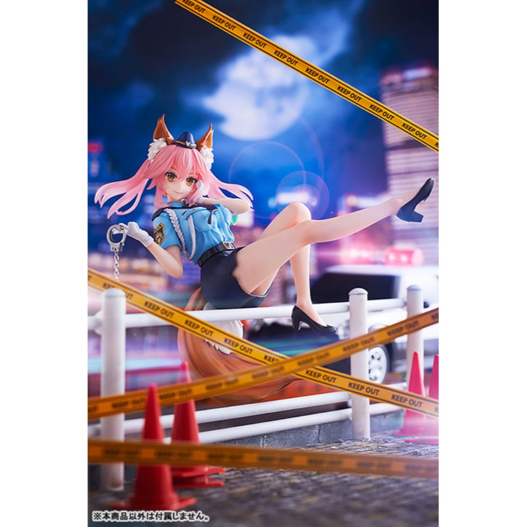 Fate EXTELLA LINK - 1/7 Tamamo No Mae Police Fox Version