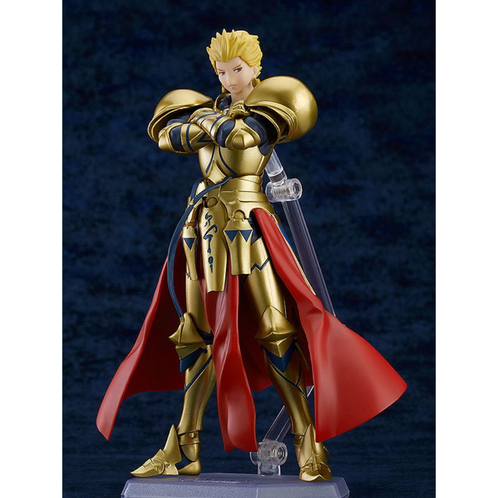 Figma 300 Fate Grand Order - Archer Gilgamesh (Reissue)