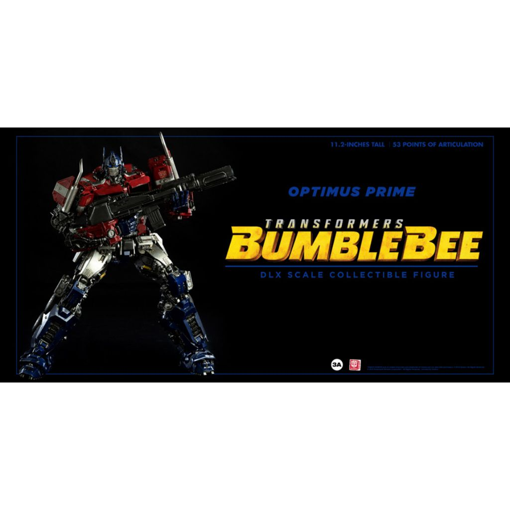 Deluxe Scale Collectible Series - Transformers: Bumblebee - Optimus Prime