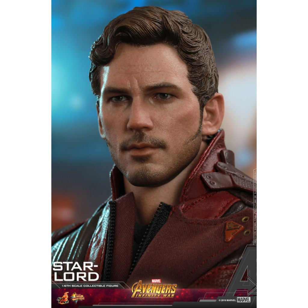 MMS539 - Avengers Infinity War - Star-Lord