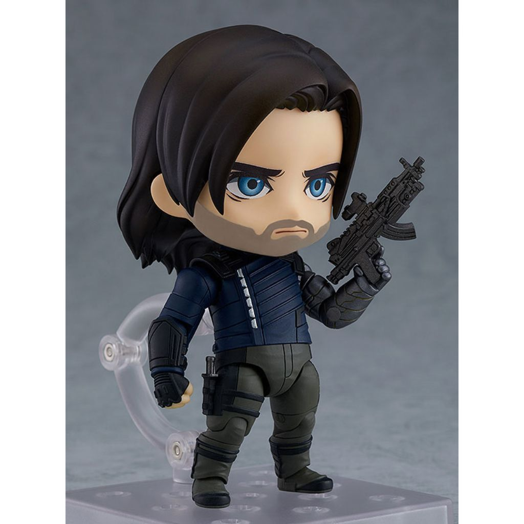 Nendoroid 1127 Avengers Infinity War - Winter Soldier Infinity Edition Standard Version