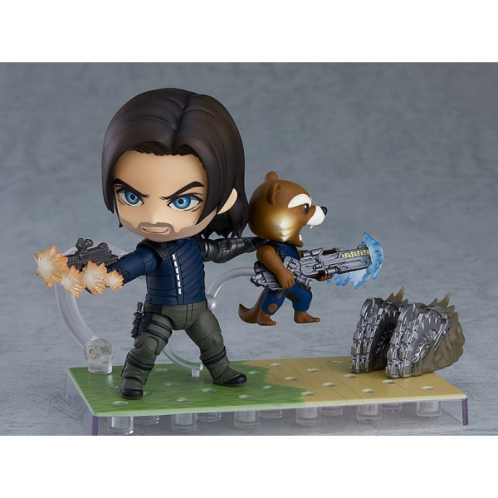 Nendoroid 1127-DX Avengers Infinity War - Winter Soldier Infinity Edition DX Version