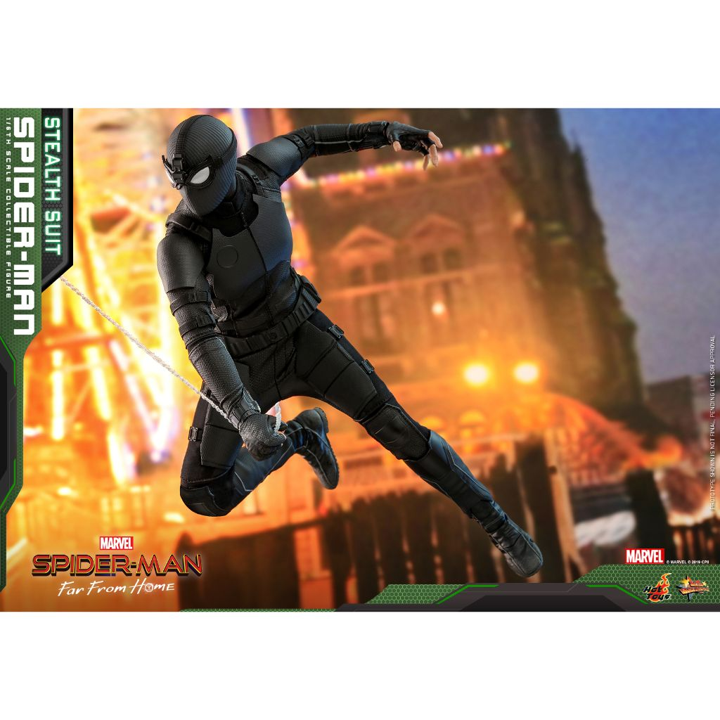MMS540 - Spider-Man: Far From Home - 1/6th scale Spider-Man Stealth Suit