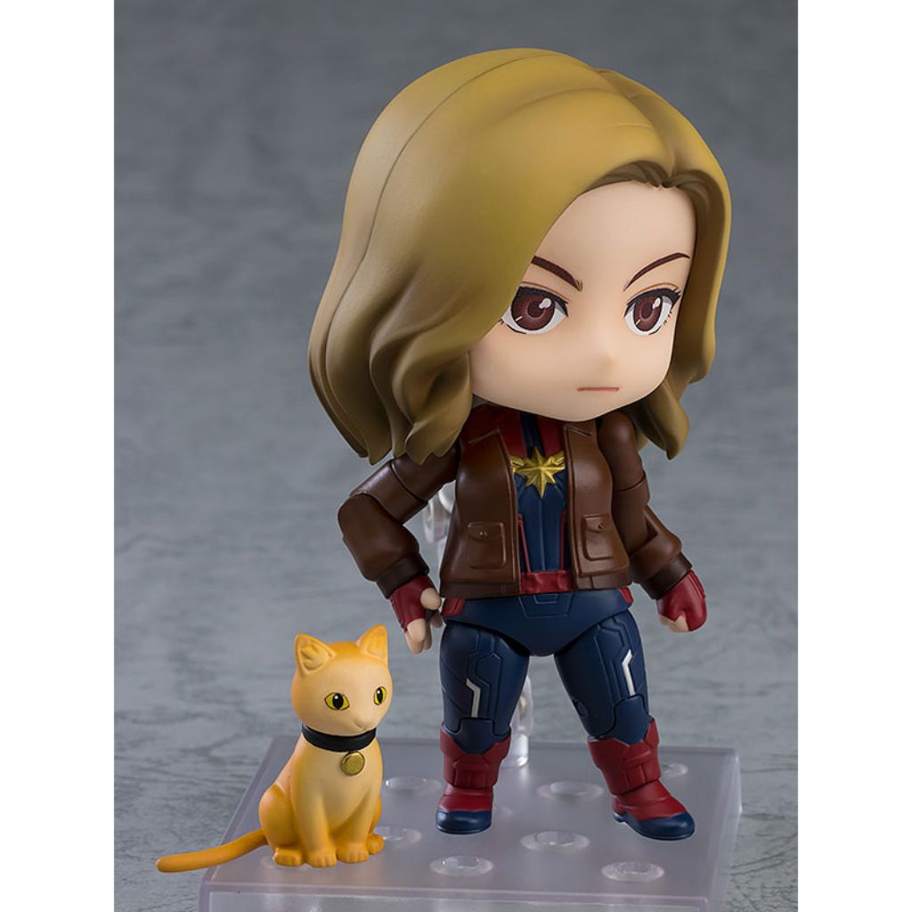 Nendoroid 1154-DX Captain Marvel - Captain Marvel Hero's Edition DX Ver.